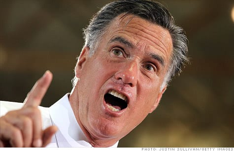 Report: Romney's Email Hacked