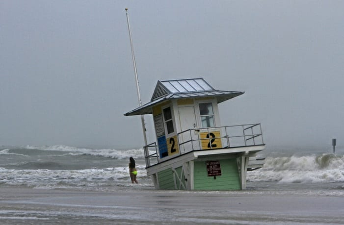 Tropical Storm Debby Drenches Florida