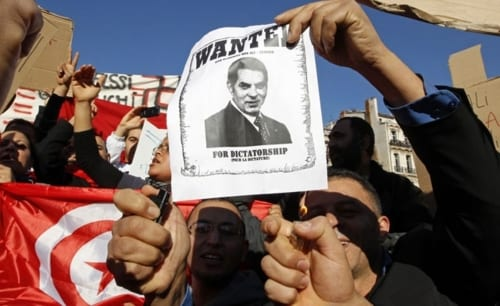 Tunisian Court Sentences Ben Ali To 20 Years Jail