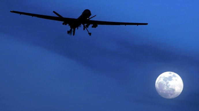 Death from above: the New Statesman's drones issue