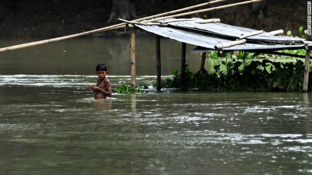 95 Dead After India Floods