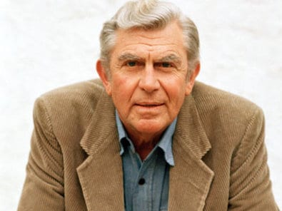 Andy Griffith Is Dead At 86