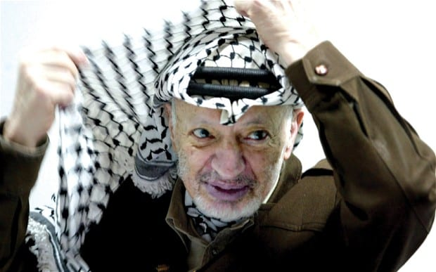 Radioactive Polonium Found On Ex-Palestinian Leader Yasser Arafat's Belongings, 8 Years After Death