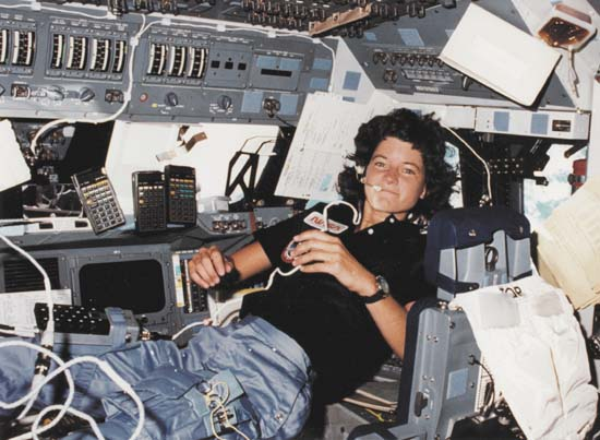 Sally Ride Americas First Woman In Space Dies At 61