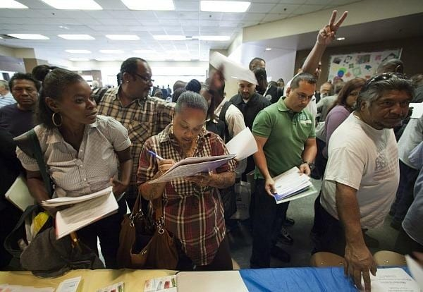 US Economy Added Only 80,000 Jobs In June, Unemployment Rate Unchanged At 8.2%