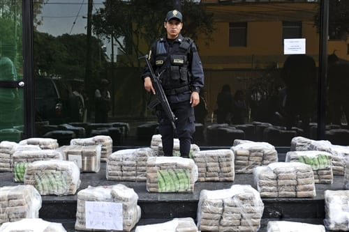 US Peru Overtakes Colombia As Top Cocaine Producer