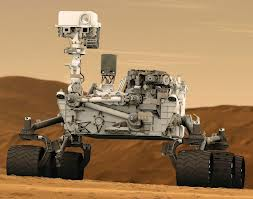 NASA rover Curiosity makes historic Mars landing