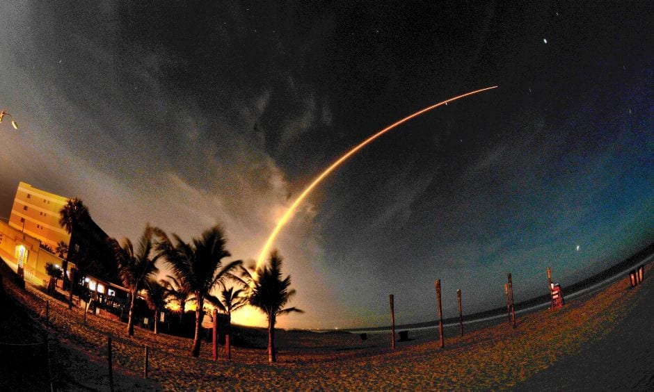 NASA launches twin satellites to explore Earth's treacherous radiation belts