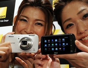 Nikon Releases Android-Powered Compact Camera