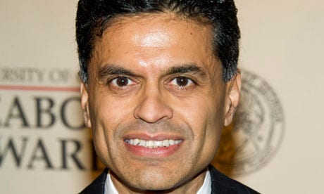 Time, CNN Reinstate Columnist Fareed Zakaria After Suspension For Apparent Plagiarism