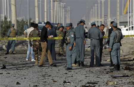 14 Killed in Afghan Attack