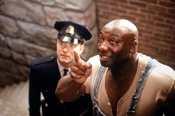 Actor Michael Clarke Duncan star of film 'The Green Mile' has died at age 54