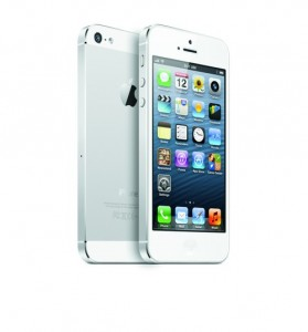 Apple unveils iPhone 5 at San Francisco event