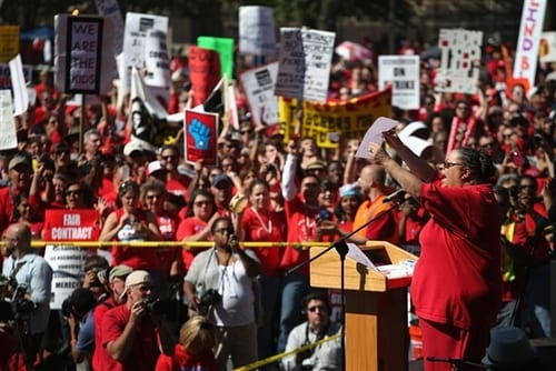Chicago Mayor Rahm Emanuel To Ask For Court Order To End Teachers Strike