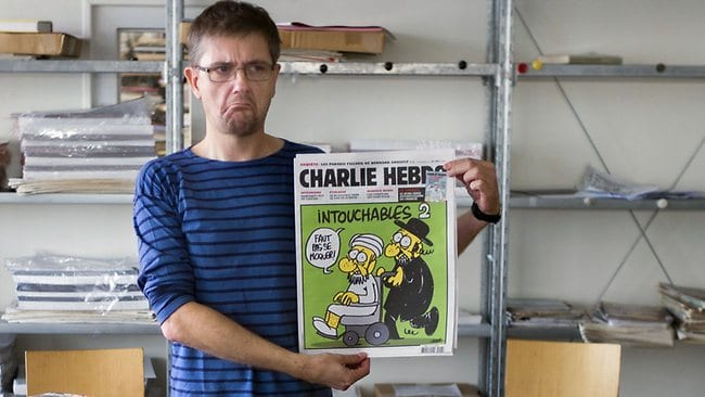 French satirical weekly Charlie Hebdo's nude Mohammad cartoons prompt France to shut embassies, schools in 20 countries