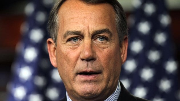 John Boehner: GOP Won't Agree To Raise Taxes On Wealthy, Even If Obama Wins Reelection