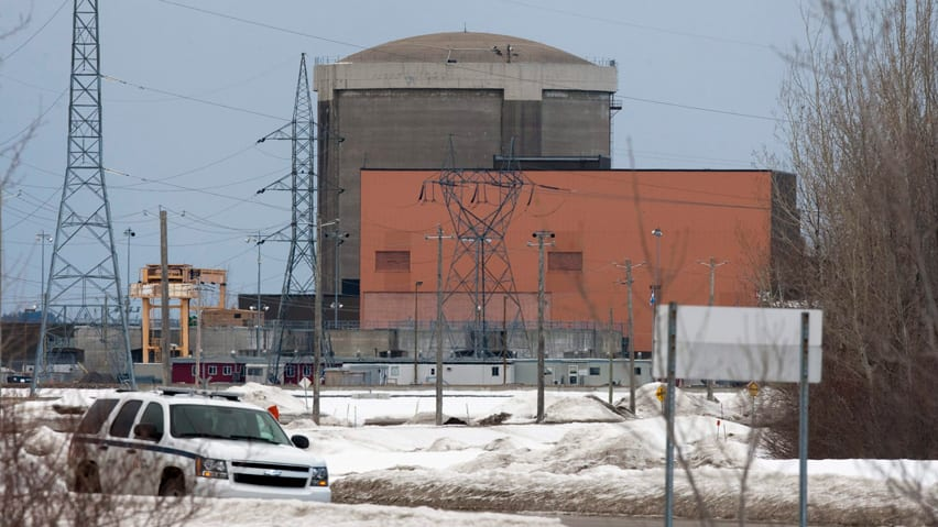 Quebec To Shut Down Its Only Nuclear Reactor
