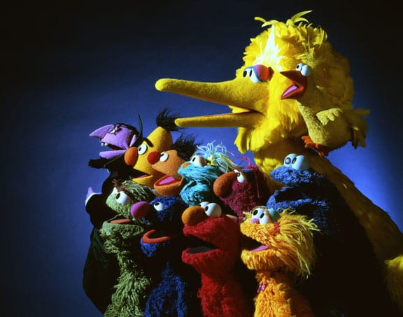 'Sesame Street' to Obama Pull the Ad VIDEO1