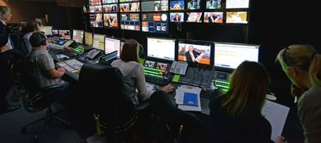 BBC Says Broadcasts Being Disrupted In Middle East, Europe