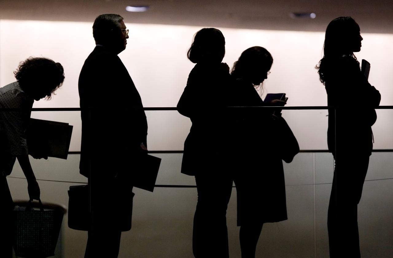 Jobless Claims Plunge To Four Year Low Claims Fall 30000 To 339000 Well Below