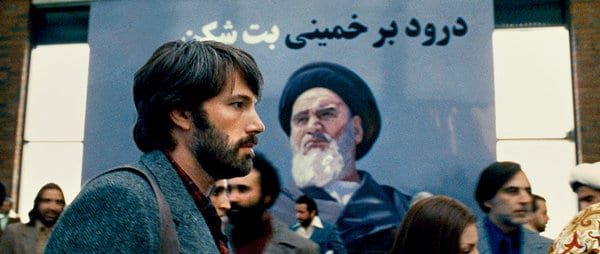 Outwitting the Ayatollah With Hollywood's Help 'Argo' Directed by Ben Affleck