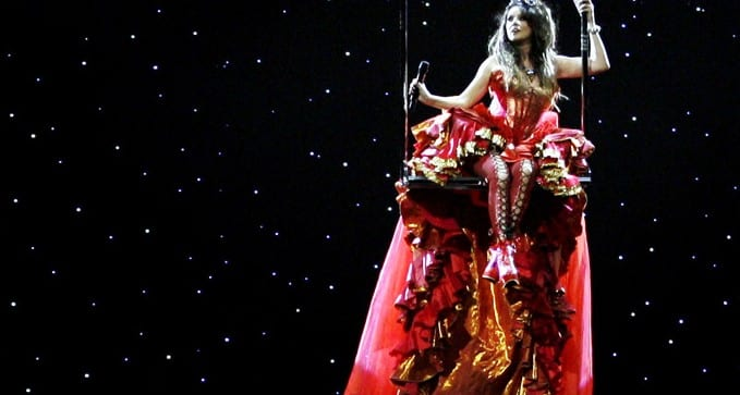 Singer Sarah Brightman To Travel To Space Station