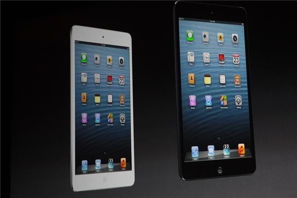 Update: Apple Unveils New iPad Mini, New iMacs