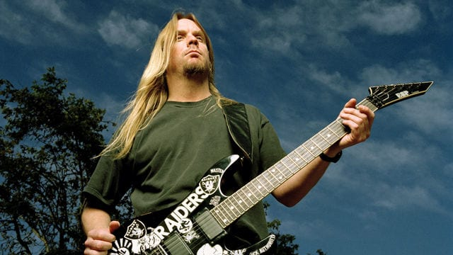 Jeff Hanneman Slayer Guitarist Dead At 49