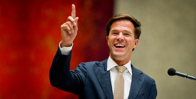 Dutch Prime Minister Steps Down