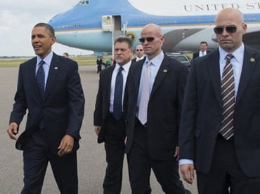 Misconduct Allegations Against Secret Service Threaten To Overshadow Obama Agenda In Colombia