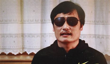 Chinese Dissident To Stay In China