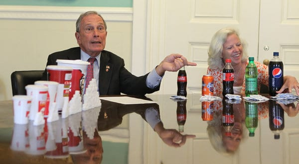 NYC Mulls Ban On Large Sodas