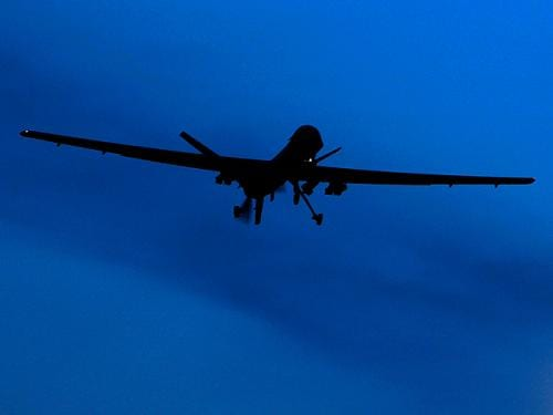 Drone Strike Kills 15