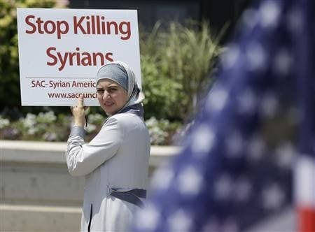 More Mass Killings Hit Syria
