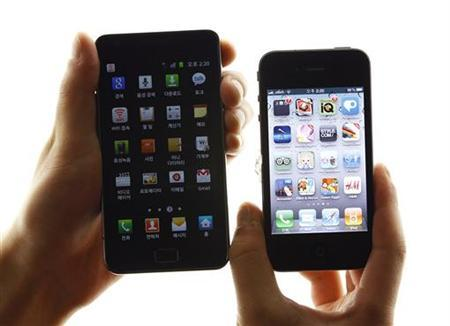 Apple, Samsung Battle Over iPhone And iPad Patents