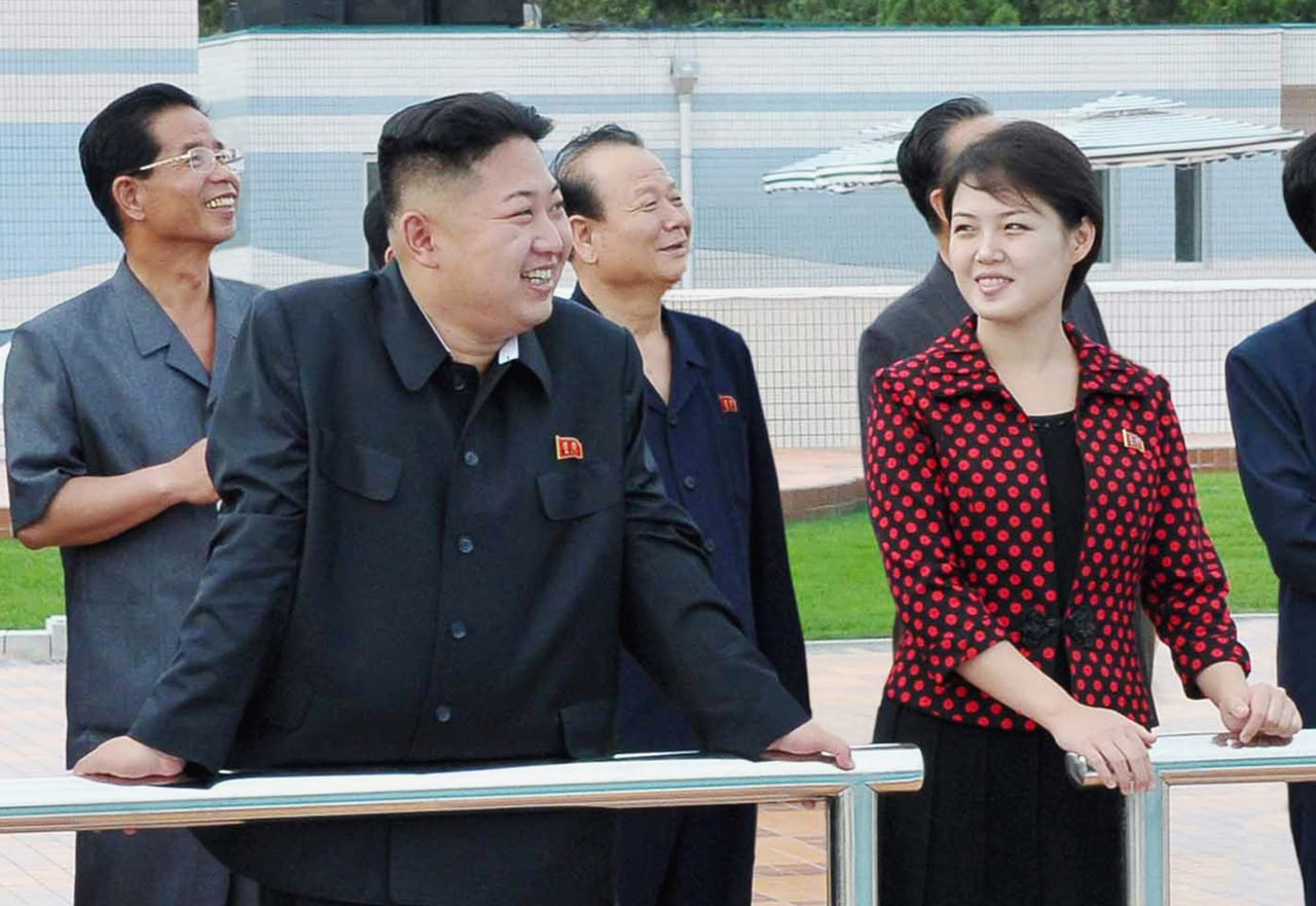 North Korean Leader Kim Jong Un Is Married, State TV Says
