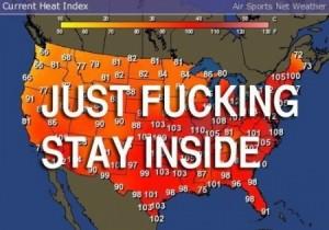 Officials: Past 12 months warmest ever for U.S.