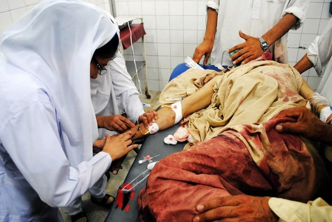 Several Killed In Pakistan Bomb Blast
