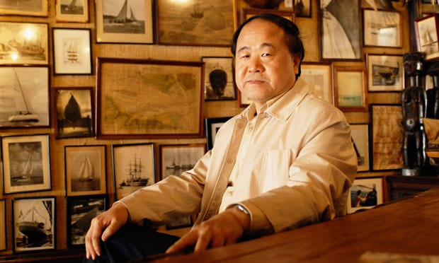 Chinese Author Mo Yan Wins Nobel Prize In Literature