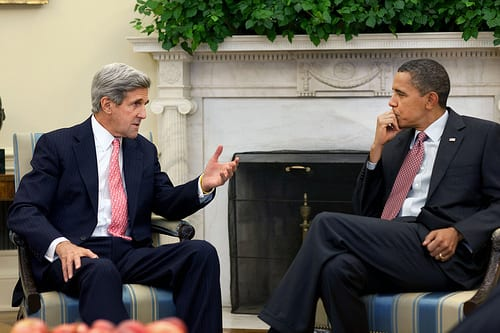 BREAKING: Obama To Nominate Sen. John Kerry As Secretary Of State