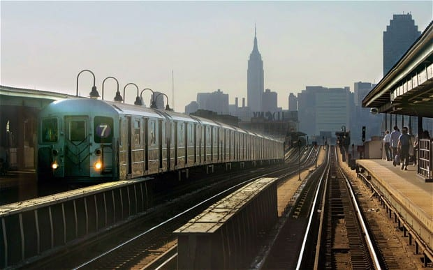 Police Man Pushed To His Death Under Train In Queens New York