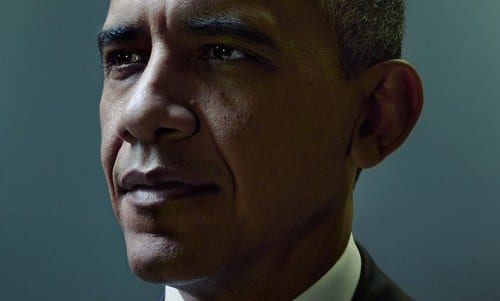 US President Barack Obama Named TIME's Person Of The Year