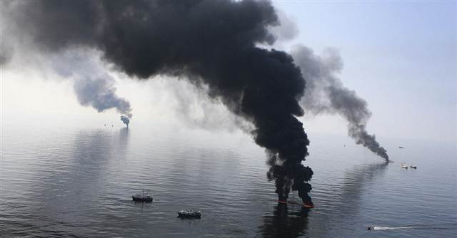 BP To Pay Record 4 Billion In Damages For Role In Oil Spill Disaster