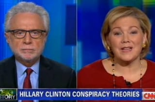 Dem Strategist To CNN Conservatives Who Suggest Clinton 'Faked' Concussion 'Are Just Stupid'