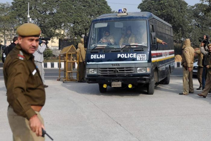 India Gang Rape Accused Appear In Court