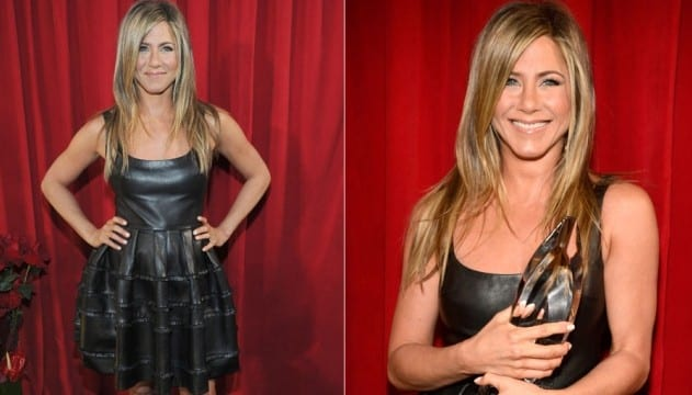 Jennifer Aniston 'Hunger Games' win at People's Choice Awards e1357826549214