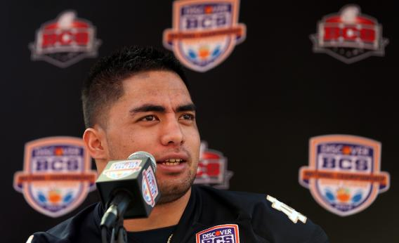 LISTEN TO Voicemails Left Manti Teo By Fake Girlfriend