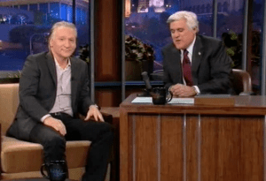 Maher's Offer To Trump On Leno I'll Donate 5M If He Proves He's Not 'Spawn' Of Orangutan