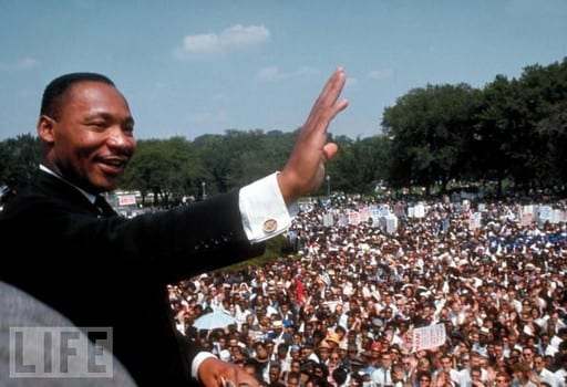 Martin Luther King Jr. Was a Radical Not a Saint