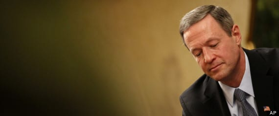 Maryland Gov. O'Malley To Push For Tougher Gun-Control Rules